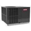 2.5 Ton Goodman 15.5 SEER Two Stage Compressor Heat Pump DOWN-FLOW or HORIZONTAL Package Unit GPH1630M41