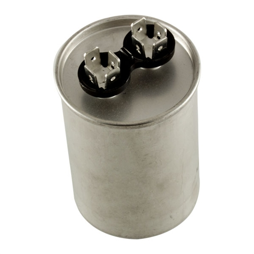 Capacitor Round Single Section 70 MFD 370 440VAC