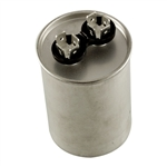 Capacitor Round Single Section 55 MFD 370/440VAC