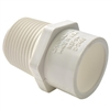 "PVC Schedule 40 3/4"" MPT X Slip Fitting"