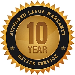 Goodman 10 Year Labor Warranty Residential Package Unit