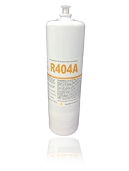 Freon R404A Refrigerant 27.8oz Disposable Canister