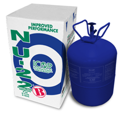 Freon Refrigerant NU-22B 25lb jug Freon Refrigerant - (R-22 Replacement) (T)