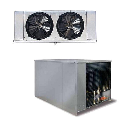 rdi 10 x12 refrigeration air cooled complete system pc99mop2e rh budgetheating com