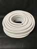 "PVC Ductless Mini Split Condensation Drain Line 5/8"" I.D. 165' Roll"