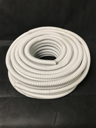 "PVC Ductless Mini Split Condensation Drain Line 5/8"" I.D. 98ft (T)"