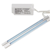 Bio-Fighter Dust Free Mini Split Dual-Lamp 230V UV Light Kit, 19401-DF