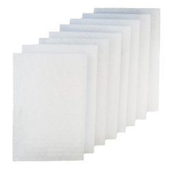 Clean Comfort AE10 Electronic Air Cleaner Replacement Pads 6PK