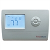 TempĕSure Thermostat 2H/2C Digital Non-Programmable Straight Cool, Heat Pump, Electric Heat, Gas Heat TESD22