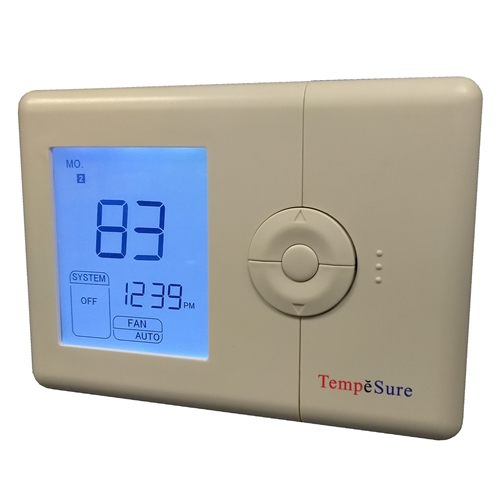 Tempesure tespw22 wireless programmable heat pumpelectric heatgas temp277sure thermostat 2h2c wireless programmable straight cool heat pump asfbconference2016 Image collections