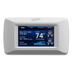 Goodman DSX, DSZ High Definition ComfortNet Communicating Thermostat, CTK04AE