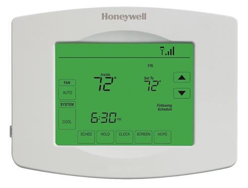 honeywell pro 8000 wi fi thermostat 3h 2c th8320wf1029 (tx) Electric Motor Wiring Diagram