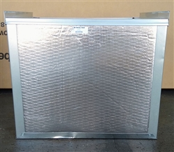 "Air Handler Stand, Boxed In, Ready For Ducted Return, Large 24 1/2""W x 21""D x 20""H (F)(S&D)"