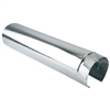 "Metal Snap Lock 4"" Round Pipe 5' Section"
