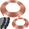 "Copper Line Set 50 feet 1 3/8"" & 5/8"" (commercial application)"