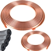 Copper Line Set 25' 1 1/8 & 3/8