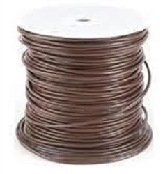 18/8 Thermostat Wire 18 Gauge 8 Conductor, 100'