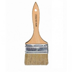 Mastic Brush Pure Bristle 3""