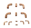 Copper Fittings Kit 1 3/8 & 5/8