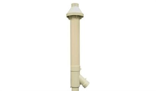 Concentric Vent Kit For High Efficiency Gas Furnace Dcvk