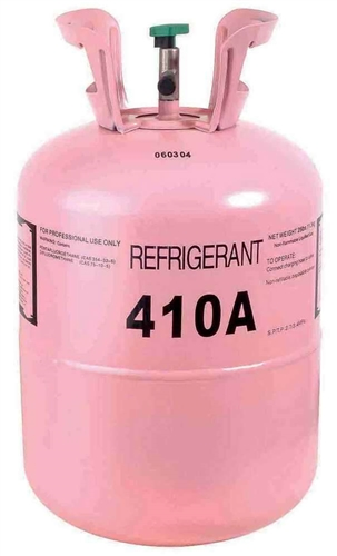 Freon R 410a 25 Pound Jug New Factory Sealed
