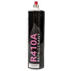 Freon R410A Refrigerant 28.2oz Disposable One Step Can