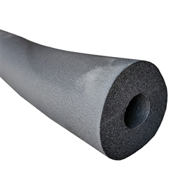 "1 1/8"" x 1"" Rubatex Insulation Tubing 6' Length"