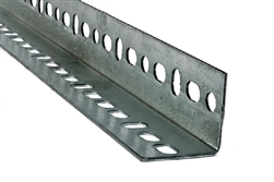 Slotted Angle Iron 10 Foot Long