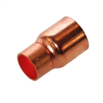 Copper Fitting Reducer Coupling 7/8 to 3/4