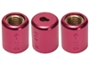 Novent® Tamper-Resistant Refrigerant Locking Caps 410A (3 Pack for heat pump system)