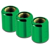 Novent® Tamper-Resistant Refrigerant Locking Caps R22, Heat Pump 3 Pack