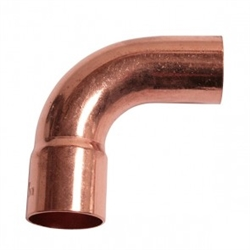 Copper Fitting 3/4 90 Street Elbow
