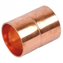 Copper Fitting 1 1/8 Coupling