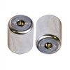 "C&D Valve 410A Central System Supco 1/4"" Locking Caps 2 Pack, CD2290-2"