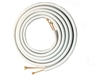 Mini Split 1/4 & 5/8 Insulated Copper Line Set, 100' Length