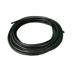 Mini Split Ductless AC System 14/4 Black Stranded Communication Wire 14 Gauge 4 Conductor 250ft