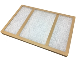 Filter Return Air 20x25x2, 12 Per Case