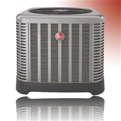 5.0 Ton Rheem Two Stage Heat Pump Condenser RP1660AJ2NA