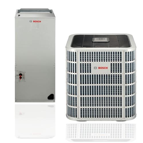 3 Ton Bosch 20 Seer Heat Pump Inverter System 2 0 Series Bova