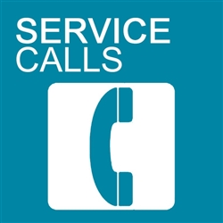 Service Call - to be filled out by company personnel only