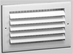 "Ceiling Supply Grill 8"" x 4"""