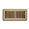 "Floor Supply Grill 6"" x 10"""