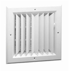 "Ceiling Supply Grill 12"" x 12"" Two Way"