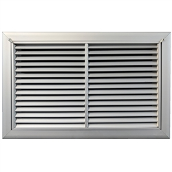 Wall Hung Bard 38-72, 3.5 - 5 Ton Return Filter Grill 30x16, RFG5
