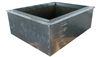 "Return Air Box, Register Boot 24"" x 18"" R6"