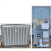 2.5 Ton Rheem 16 SEER Central System RA1630AJ1NA (0799), RH1V3617STANJA (8506) Variable Speed (F)