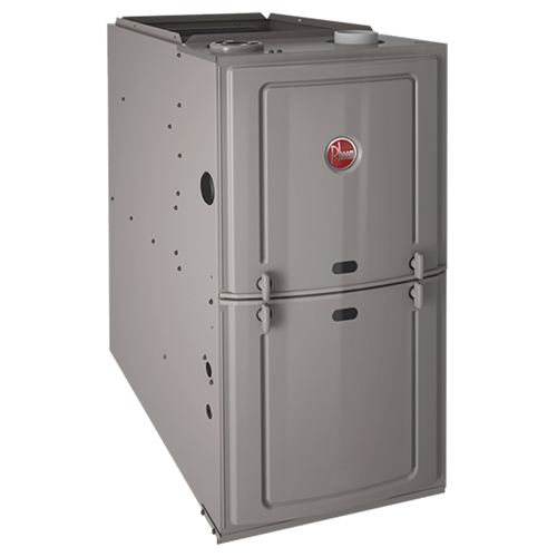 Rheem 80% Single Stage 50K BTU Gas Furnace, R801SA050314MSA