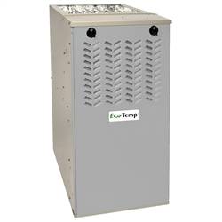 EcoTemp 80% Single Stage 90K BTU Gas Furnace, WFER090C048A