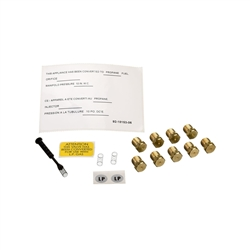 Rheem LP Kit for RGED Gas Package, RXGJ-FP39