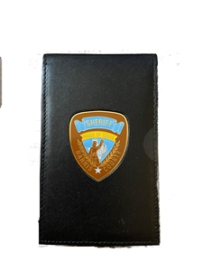 Houston Police Department Wallet & Notebook
